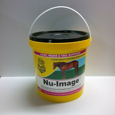 Equine Select The Best Nu-Image Supplement For Horses 10 Lbs. (4.54 Kg)