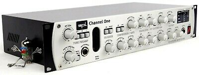 SPL Channel One MK2 2950 Preamp Channel Strip + Neuwertig / OVP + 2.5J. Garantie