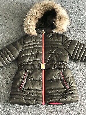 Michael Kors Girls Coat, Jacket Size 4