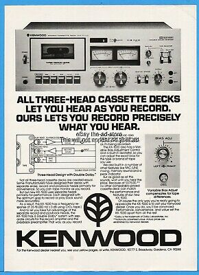 KENWOOD KX-700 Belt Kit 2 belts}