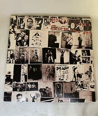 Rolling Stones - Exile on Main Street LP VINYL (Pre-owned)