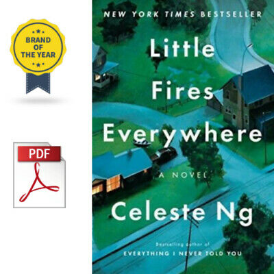 Little Fires Everywhere by Celeste Ng 🔥 [PDF] ⚡ Fast Delivery 🔥✅