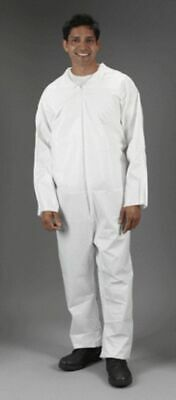 Micromax NS Coverall Disposable Swine Confinements Poultry Producers L Case 25