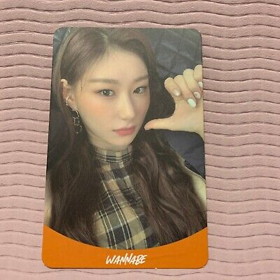 CHAERYEONG Official PHOTOCARD Only ITZY 2nd Mini Album IT'z ME Photo Card #2