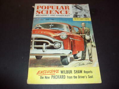 Popular Science Sep 1950 Can Jets Support Infantry? Packard ID:47499