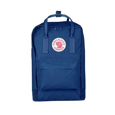 Fjallraven Kanken Laptop 15 Zaino Uomo 27172 527 Deep Blue