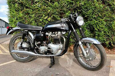 Norton Atlas 1965 750cc With Matching Engine And Frame Numbers