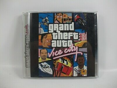 Grand Theft Auto Vice City GTA PC Computer Game Untested