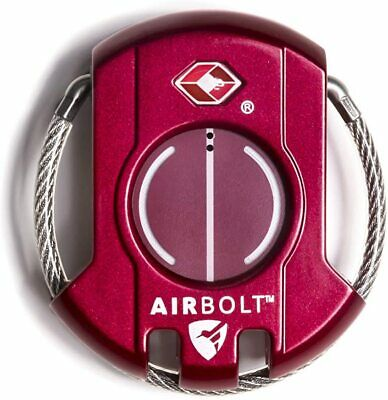 AIRBOLT: The Truly Smart Lock (Monza Red)