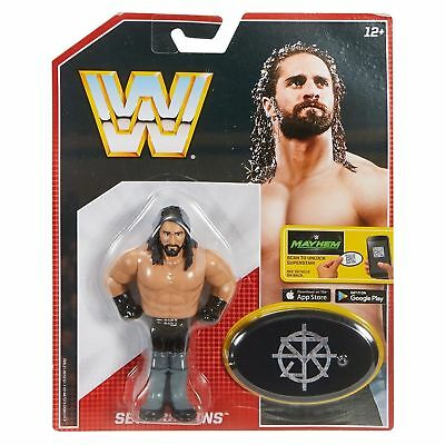 Seth Rollins WWE MATTEL Retro Series 3 Brand New Action Figure-Neuf Emballage