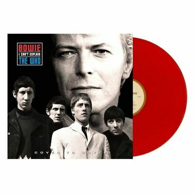 """David Bowie & The Who - I Can't Explain Red Colour 7"""" Vinyl Record New 2020"""