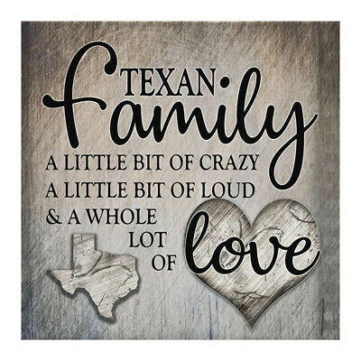 Love & Family Full Drill DIY 5D Diamond Painting Embroidery Home PIc 30x30cm UK