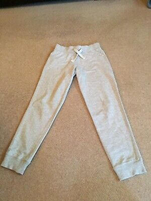 Girls Grey Jogging Bottoms  Next Age 8