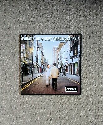 Oasis (Whats The Story) Morning Glory Remastered - Vinyl (Like New)