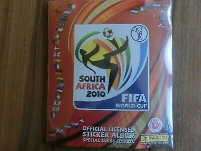 Panini Wc 2010 * Swiss Edition * Sealed Set Include Updates