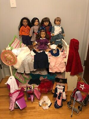 AMERICAN GIRL DOLL Collection - Lot of Various Items