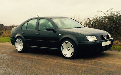 VW Bora 1.9 TDI S BLACK - Long MOT - 60MPG 700 MILES RANGE