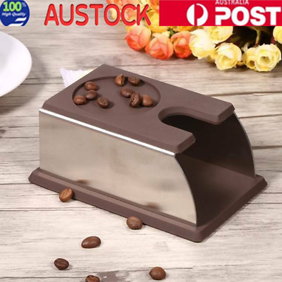 Espresso Coffee Tamper Stand Tamping Holder Rack Barista Tool Coffee Accessories