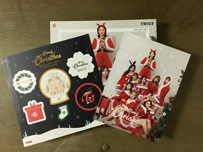 Twice 3rd Mini Album Christmas Edition Twicecoaster Lane Limited Edition
