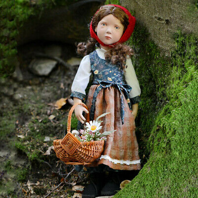 Little Red Riding Hood from the 2020 Zwergnase Fairy Tale Collection, LE26