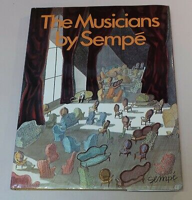 THE MUSICIANS by SEMPE HC DJ 1981