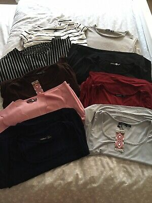 Huge Maternity Bundle Clothes Support Pants Sizes 14 And 16