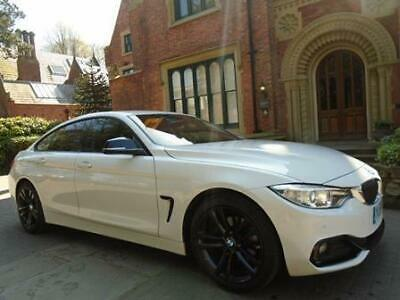 2017 BMW 4 Series 2.0 420D SPORT GRAN COUPE 4DR Coupe Diesel Manual