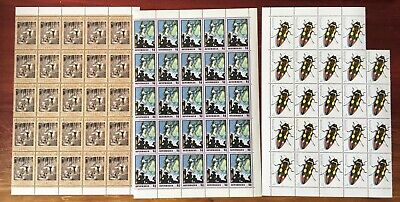 $1 Postage Stamps Mint with full gum x 74. Face Value $74 GST Invoice