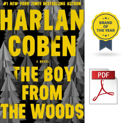 The Boy from the Woods By Harlan Coben 🔥 [PDF] Fast Delivery 🔥⚡