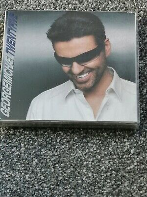 George Michael ‎–Twenty Five / Greatest Hits - Deluxe 3CD WITH CLEAR SLEEVE