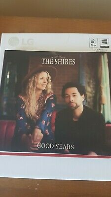 The Shires Good Years Brand New Unsealed
