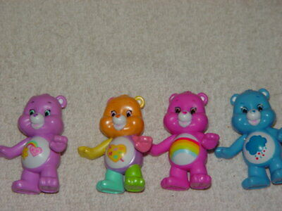 Care Bear From Blind Bags Set of 4 Bears #B4