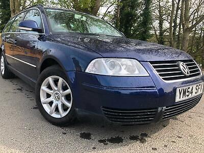 VW Volkswagen Passat Estate 1.9TDI PD 130bhp Highline CreditCardsTaken94000 mile