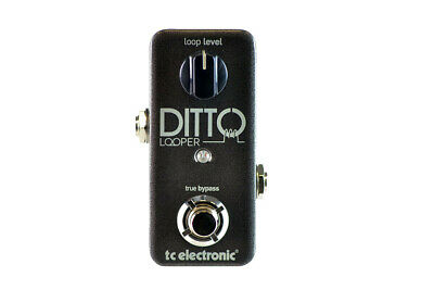 TC Electronic Ditto Looper - FREE 2 DAY SHIP