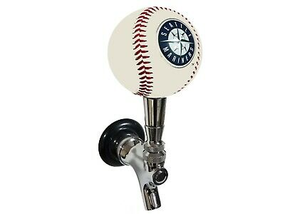Seattle Mariners MLB Licensed Baseball Beer Tap Handle