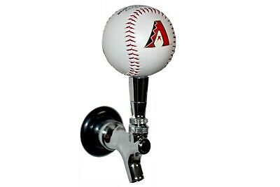 Arizona Diamondbacks MLB Licensed Baseball Beer Tap Handle