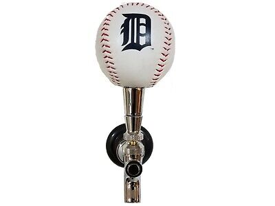 Detroit Tigers MLB Licensed Baseball Beer Tap Handle