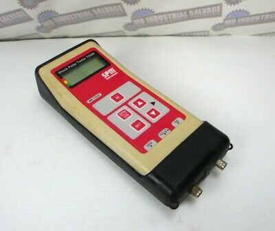 SPM - SHOCK PULSE TESTER Model# T2000 - Very Good Working Condition