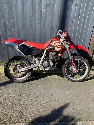 Honda XR400 Spares and Repair + 440cc Engine And Loads Of Spares!  No Reserve