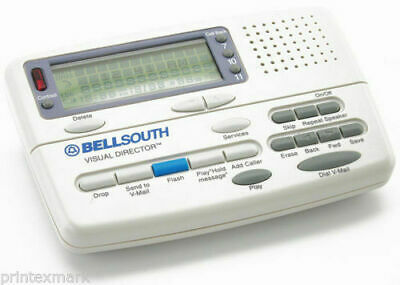 Bellsouth Caller Id Call Waiting Deluxe,Voice Mail, & More Functions Ci-7112 New