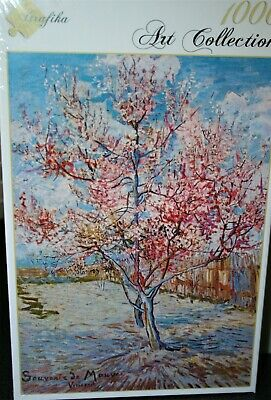 1000 Van Gogh, Flowering Orchards, Brand New and Sealed