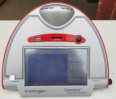 Invitrogen Countess Cat 10227 Cell Counter 90Daywarranty 100%Perfect Watch Video