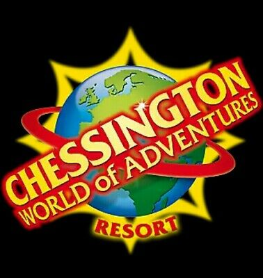 🎢X2 Chessington World of Adventures Tickets🎢 - Friday 22nd May 2020!