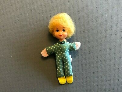 Tiny Mrs Beasley Doll for Buffy doll  TUTTI SIZE Mod Vintage Barbie