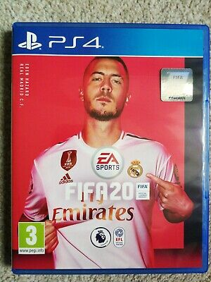 FIFA20 for PS4 - excellent condition