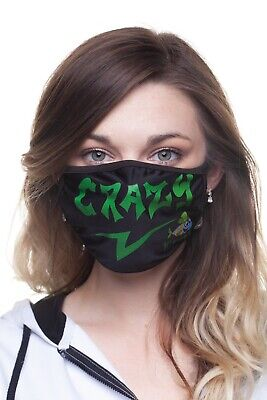 FACE MASK Mouth & Nose Reversible + 2.5 Filter PROTECT FROM AIRBORNE PARTICLES