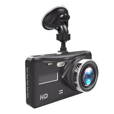 Dash Cam DVR Touchscreen IPS Mit Backup Kamera registrator Video Recorder