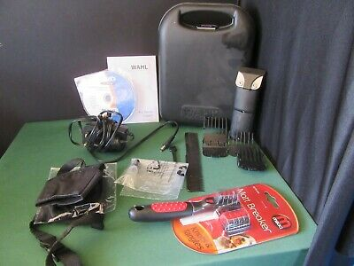 Wahl Pro Series  cordless Pet Clipper Kit Rechargable Incl. DVD