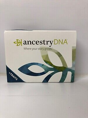 Ancestry DNA Genetic Testing DNA Test Kit Brand New Sealed FREE FAST SHIPPING