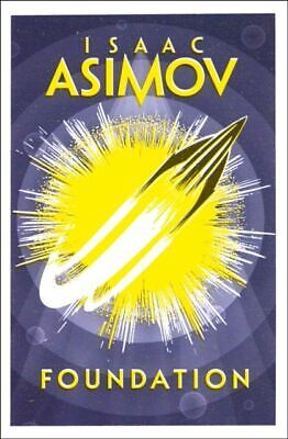 Foundation BNEW Asimov Isaac